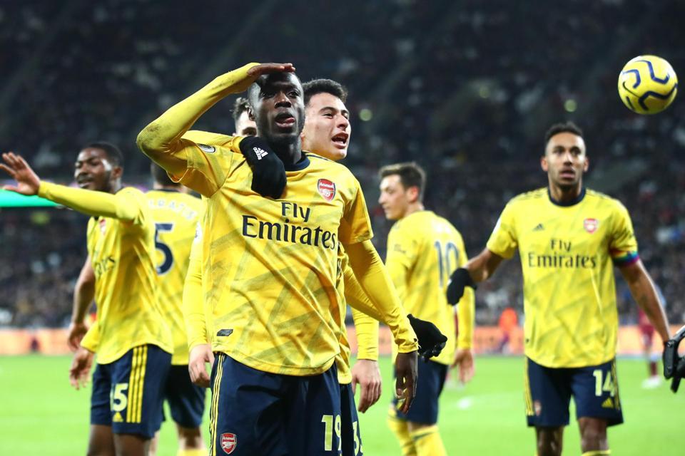 Wajah Lama Arsenal Mulai Terbuka di Bawah Asuhan Arteta