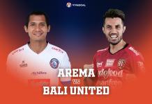 Prediksi Arema FC vs Bali United: Inkonsistensi Tuan Rumah Bakal Dipreteli