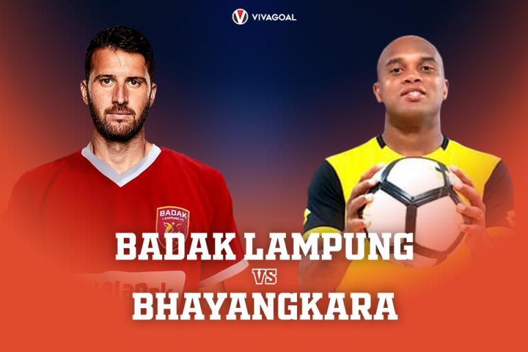 Prediksi Badak Lampung Vs Bhayangkara FC: Ambisi Tuan Rumah Tinggalkan Zona Merah