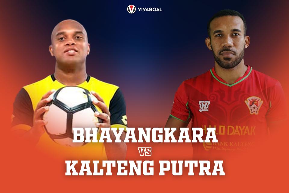 Prediksi Bhayangkara FC vs Kalteng Putra: Tim Tamu Masih Punya Ambisi