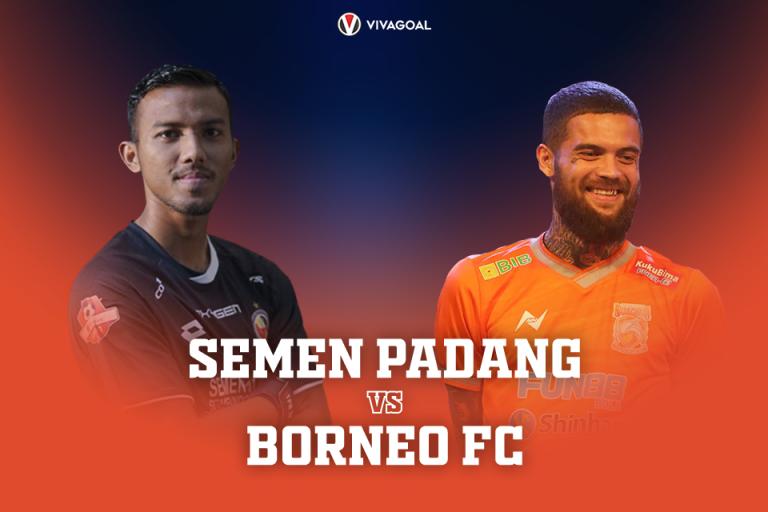 Prediksi Semen Padang Vs Borneo FC: Jaga Gengsi di Haji Agus Salim