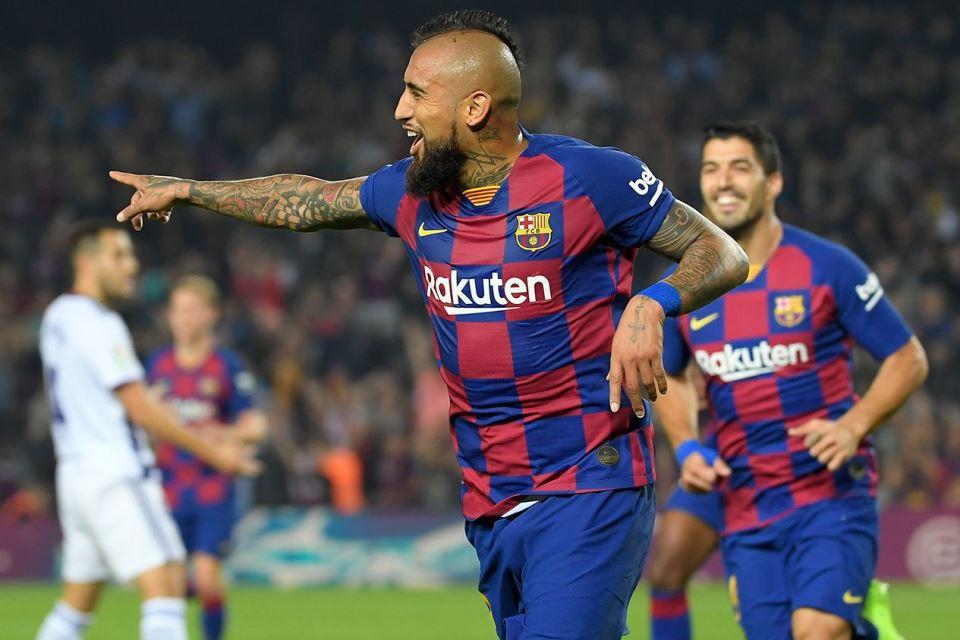 Vidal Di Ambang Rekor Juara Liga 9 Musim Beruntun