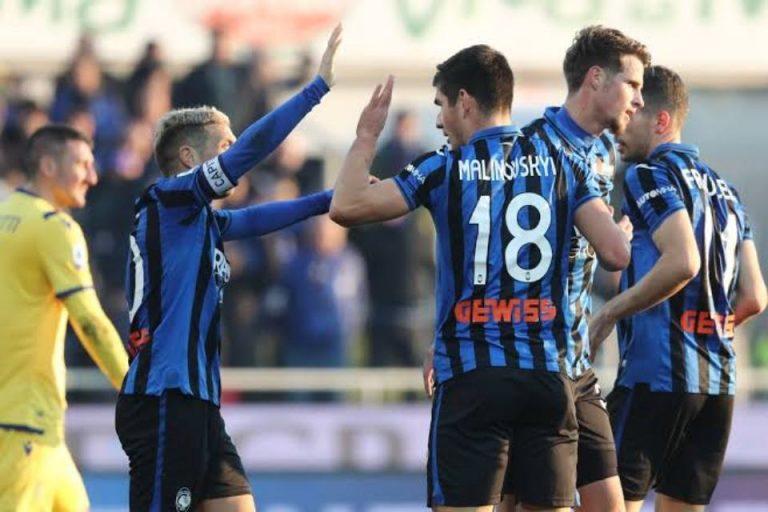 Drama di Atleti Azzurri, Berat Djimisti Selamatkan Atalanta dari Kekalahan