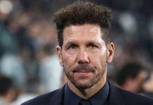 Simeone Sebut Kabar Perpecahan di Ruang Ganti Atletico Tak Berdasar