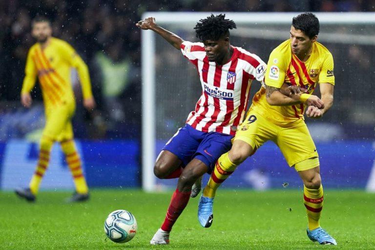 Gagal Tumbangkan Barca, Ada Apa dengan Atletico Madrid?