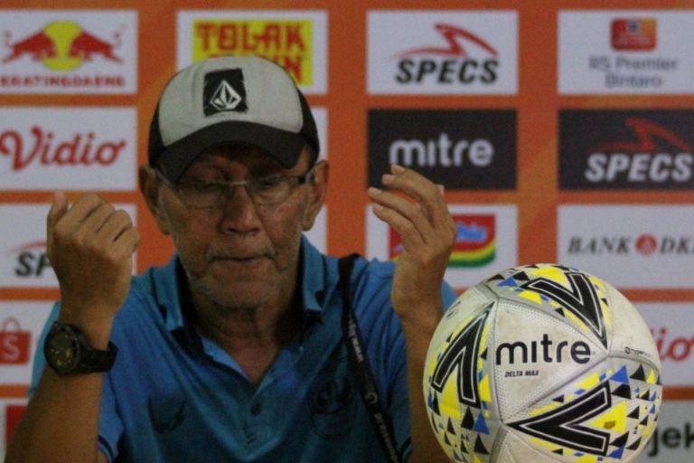 Pecundangi Arema FC, Pelatih PSIS Sanjung Performa Tim