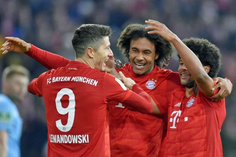 Perlu Bek Kanan Baru, Siapa Merapat ke Bayern Munchen?