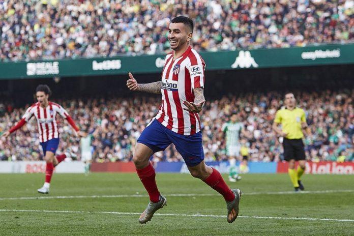 Angel Correa Jadi Kunci Kemenangan Atletico Madrid atas Real Betis