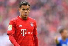 Ada Peran Legenda Inter dalam Kepindahan Coutinho ke Bayern
