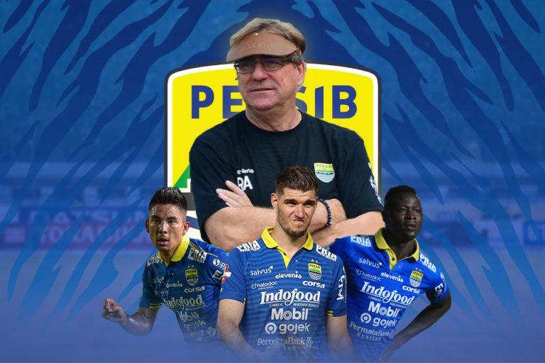 Review Persib di Liga 1 2019: Beruntung Ada Robert Rene Albert