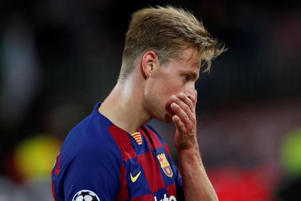 Datangkan De Jong, Barcelona DIanggap Lakukan Kekeliruan, Kenapa?