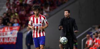 Diego Simeone And Joao Felix