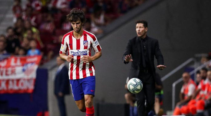 Diego Simeone And Joao Felix