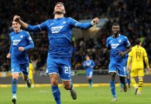 Dua Gol Di Menit Akhir Bikin Hoffenheim Menang 2-1 Atas Dortmund