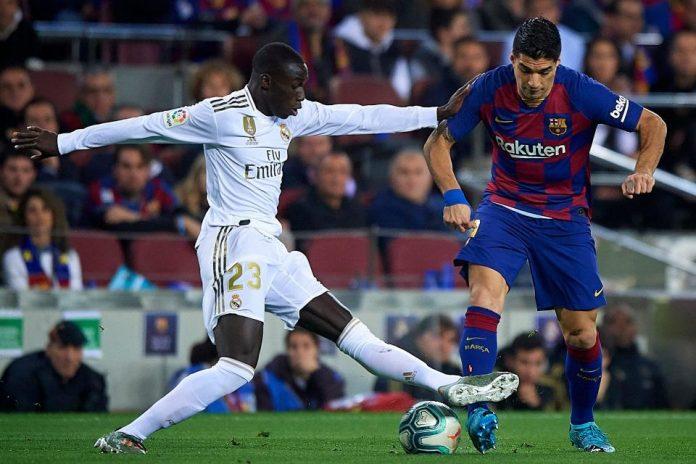 Real Madrid vs Barcelona El Clasico