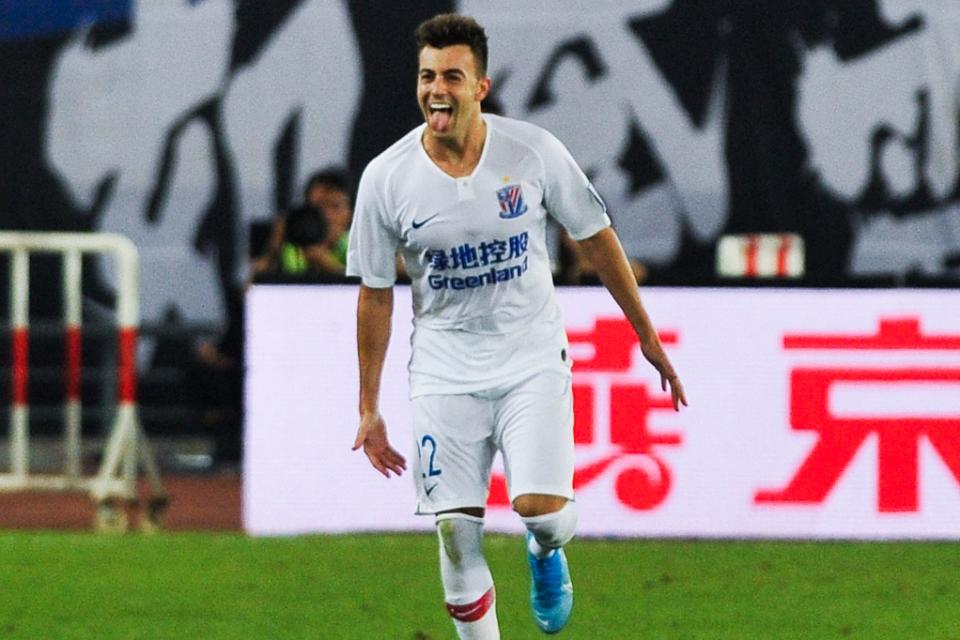 Mantan Wonderkid Italia Mampu Buktikan Diri di Chinese Super League