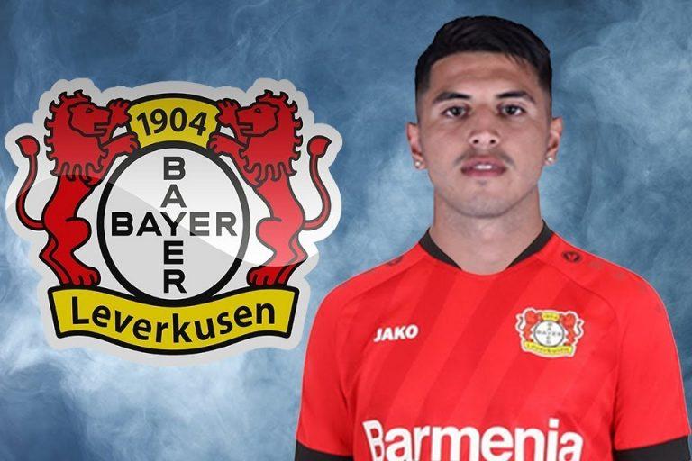 Bayer Leverkusen Resmi Dapatkan Exequiel Palacios