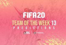 Prediksi Team Of The Week FIFA 20, Dua Nama Lawas Tersemat dalam Daftar