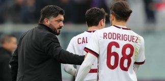 Pemain Milan Siap Susul Gattuso ke Napoli