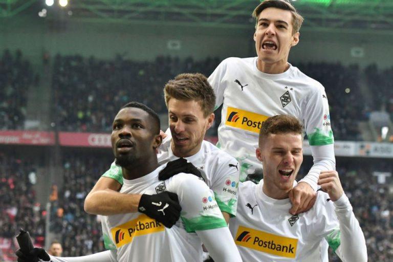 Gladbach dan Schalke Superior Sedang Munchen Gigit Jari di Pekan ke-13 Bundesliga