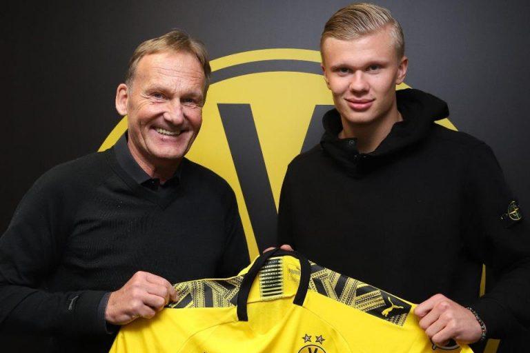 Borrusia Dortmund Sukses Tampar Keras Tim-Tim Peminat Haaland