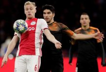 Hasil Lengkap Matchday Keenam Liga Champions Grup E Sampai H