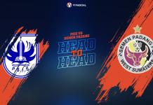 Head to Head PSIS vs Semen Padang