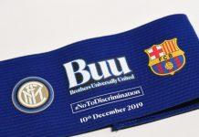 Ada Pesan Sarat Makna dalam Laga Inter vs Barcelona