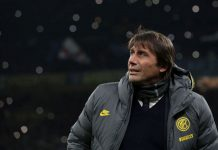 Belum Pasti Negatif Corona, Conte Dilarang Dampingi Inter
