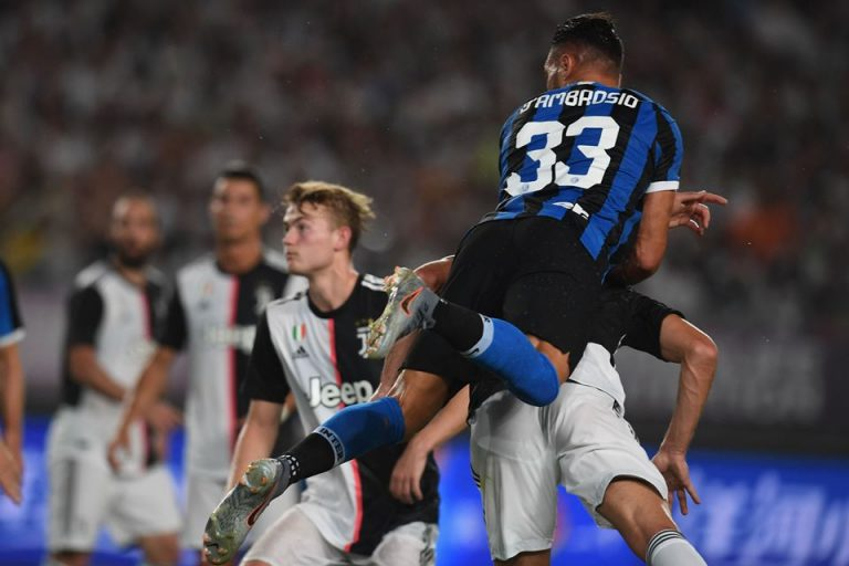 Chiellini Komentari Persaingan Inter dan Juventus