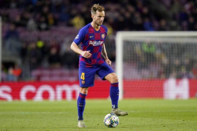 Dikaitkan dengan Juventus, Rakitic Ogah Tinggalkan Camp Nou