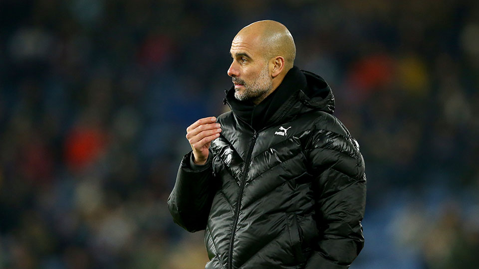 Jelang Derby Manchester, Guardiola Banggakan Pencapaian City atas MU
