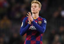 Jelang El Clasico, De Jong Kenang Kekalahan 0-5 Madrid Dari Barca