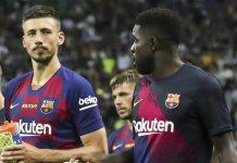 Jelang El Clasico, Pertahanan Barcelona Agak Kendor