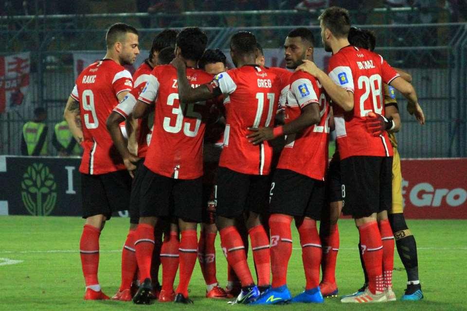 Jelang Hadapi Bali United, Rasiman Berambisi Curi Poin Penuh