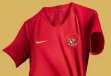 Jersey Timnas Indonesia