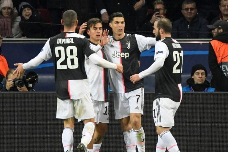 Cuadrado Buka Suara Soal Trio Penyerang Juventus