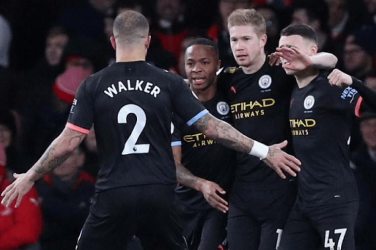 Bintang Man City Berambisi Kejar Rekor Thierry Henry