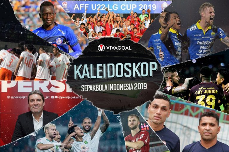 Kaleidoskop Sepakbola Indonesia 2019: Tahun Getir Tim Nasional Indonesia
