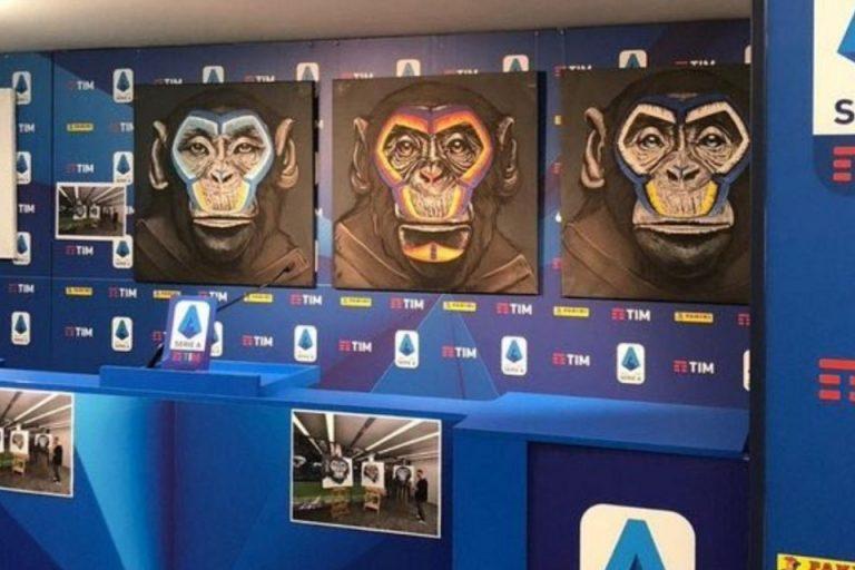 Serie A Meminta Maaf Perihal Tiga Gambar Monyet Mereka