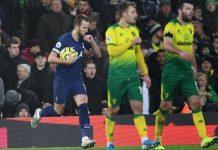 Ada Dua Makna dalam Penalti Kane Kontra Norwich City
