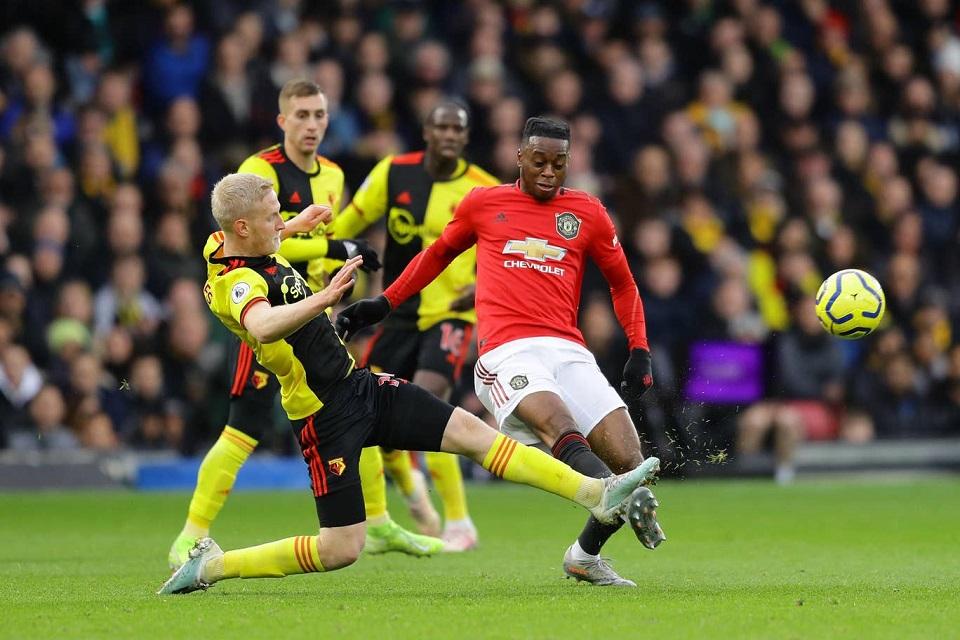 Watford vs Manchester United 2-0
