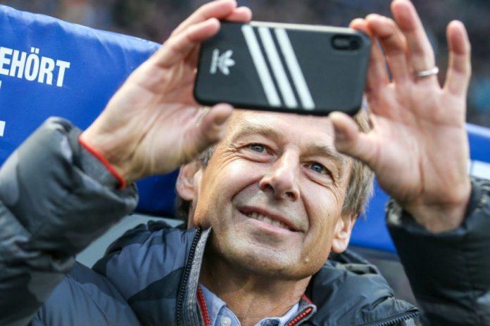 Pelatih Baru Herta Senang Melihat Perkembangan Bundesliga