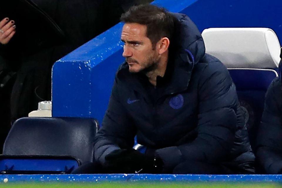 Lampard Iri dengan Pergerakan Tim Besar Premier League