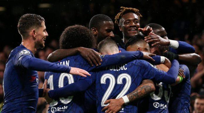 Lampard Optimis Chelsea Finis Empat Besar
