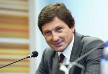 Leonardo Direktur Olahraga PSG
