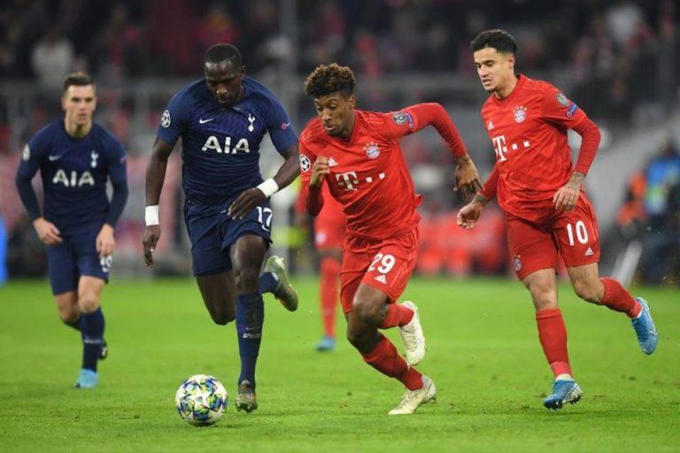 Libas Tottenham, Bayern Munchen Sempurna di Fase Grup UCL