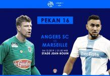 Prediksi Angers SC vs Marseille: Berebut Posisi Runner-Up