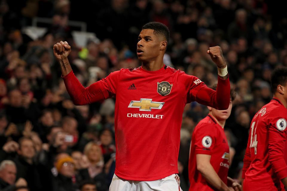 Maguire Akui Rashford Sosok Penting di Manchester United