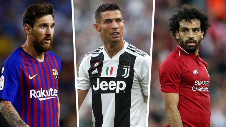 Salah Seperti Ronaldo dan Messi, Pantaskah?